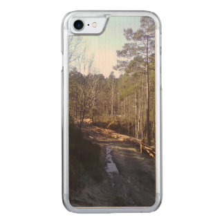 Forest Path stord Carved iPhone 8/7 Case