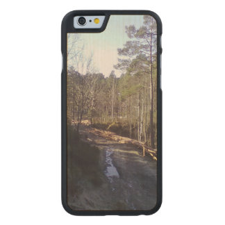 Forest Path stord Carved Maple iPhone 6 Case