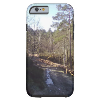 Forest Path Tough iPhone 6 Case