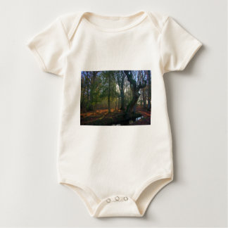 Forest Peace Baby Bodysuit