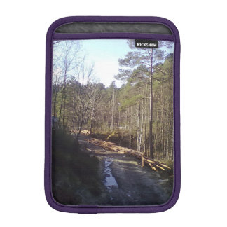 Forest photo iPad mini sleeve