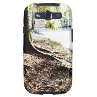 Forest Pond Galaxy S3 Cover