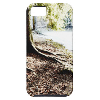Forest Pond iPhone 5 Case