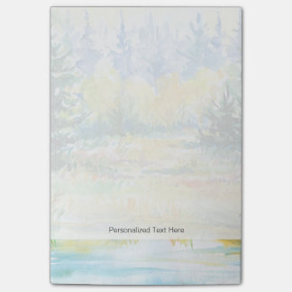 Forest Post-it® Notes