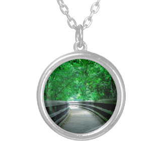 Forest Protection Shelter Pendant