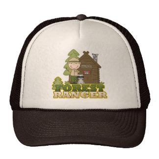 Forest Ranger Mesh Hats