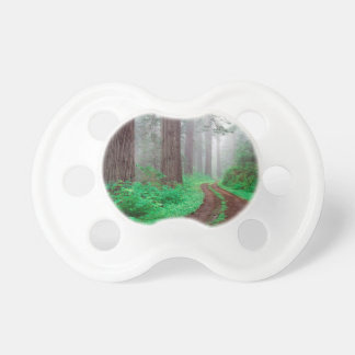 Forest Redwood Baby Pacifier