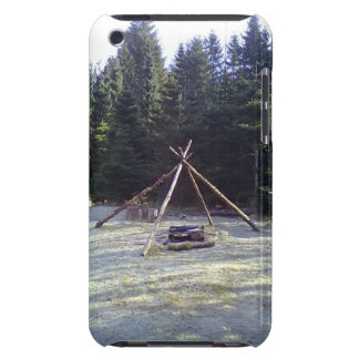 Forest Resting Place iPod Touch Covers