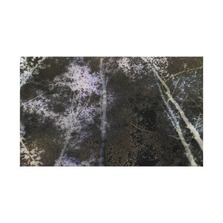 Forest Shimmer Canvas Print
