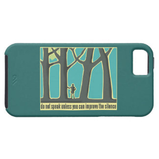Forest Silence iPhone 5 Covers