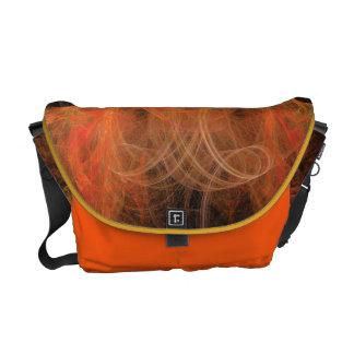 Forest Spirit Medium Messenger Ba Courier Bags