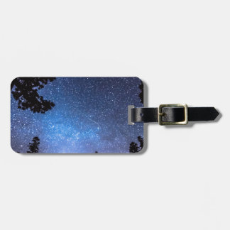 Forest Star Gazing An Astronomy Delight Travel Bag Tags