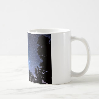 Forest Star Gazing An Astronomy Delight Classic White Coffee Mug