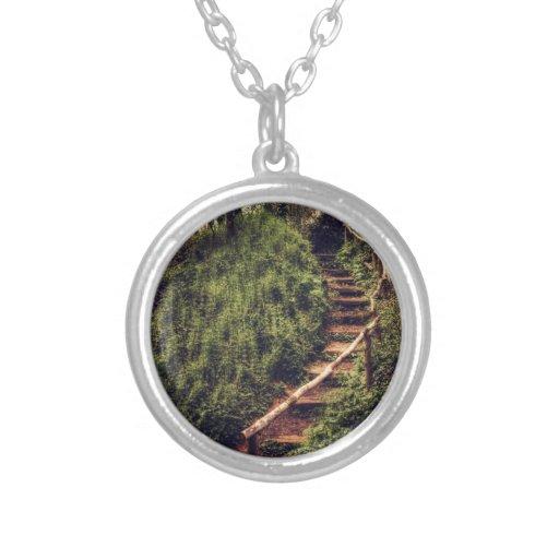Forest Steps Pendants