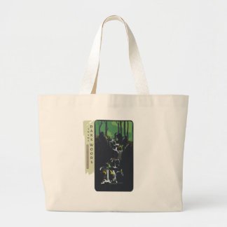 'Forest Stream' Jumbo Tote Bag