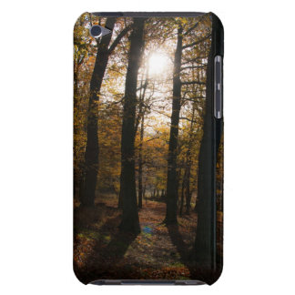 Forest sun iPod touch case Barely There iPod Covers