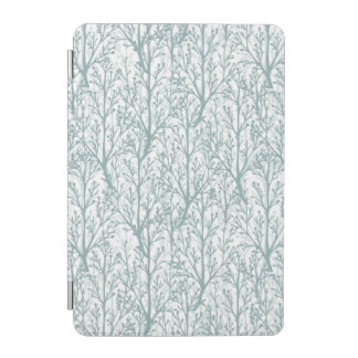 Forest Trees Pattern iPad Mini Cover