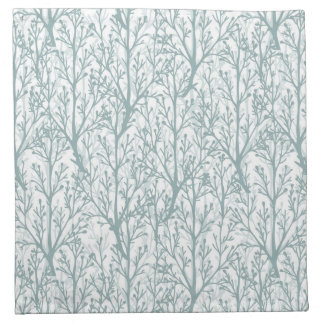 Forest Trees Pattern Napkin