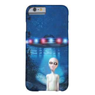 Forest UFO Close Encounter Barely There iPhone 6 Case