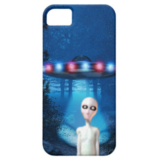 Forest UFO Close Encounter Case For The iPhone 5