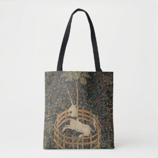 Forest Unicorn Tote Bag