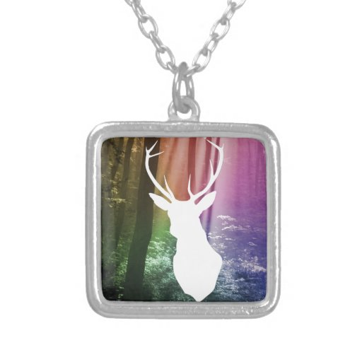 Forest Watcher Personalized Necklace