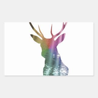 Forest Watcher Rectangular Sticker