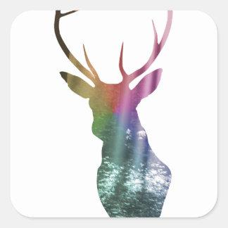 Forest Watcher Square Sticker