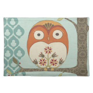 Forest Whimsy I Placemat