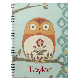 Forest Whimsy II Notebook