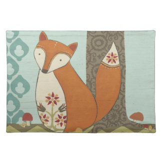 Forest Whimsy IV Placemat