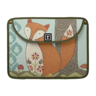 Forest Whimsy IV Sleeve For MacBook Pro