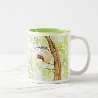 Forest Wrens Coffee Mug