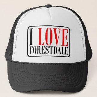 Forestdale Alabama Trucker Hat