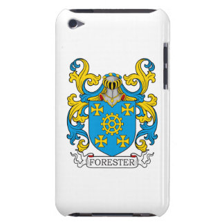 Forester Family Crest iPod Touch Cases