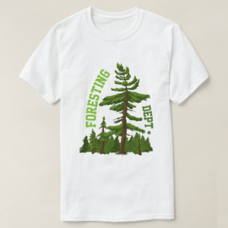Foresting Department T-Shirt