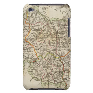 Forests and city boundaries iPod touch cover
