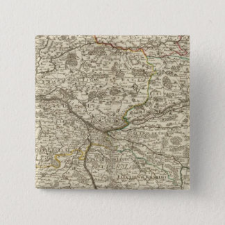 Forests of France 15 Cm Square Badge