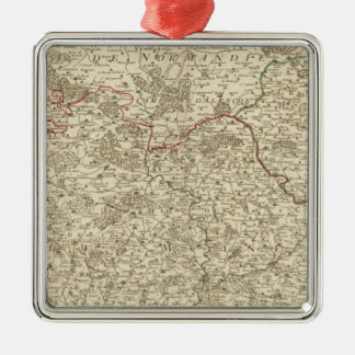 Forests of France 2 Christmas Ornament