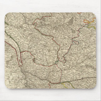 Forests of France Mouse Mat