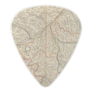 Forests of Germany Acetal Guitar Pick