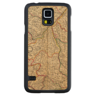 Forests of Germany Carved Maple Galaxy S5 Case