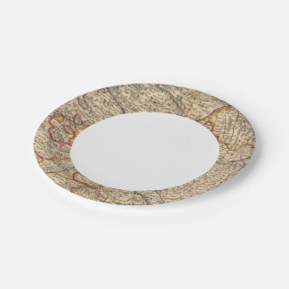 Forests of Germany Paper Plate