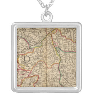 Forests of Germany Silver Plated Necklace