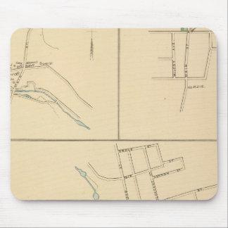 Forestville, S Glastonbury, E Berlin Mouse Mat
