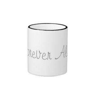 Forever Alone Ring Mug