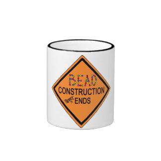 Forever Beading Ringer Mug