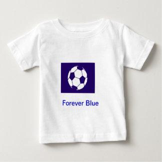 Forever Blue Football T Shirt