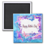 forever butterflies-Happy Mother's Day Magnets