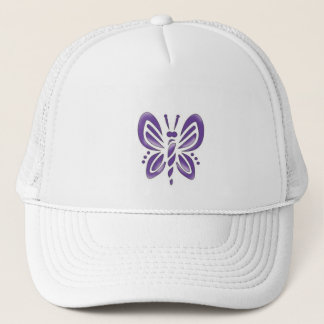 Forever Butterfly Trucker Hat
